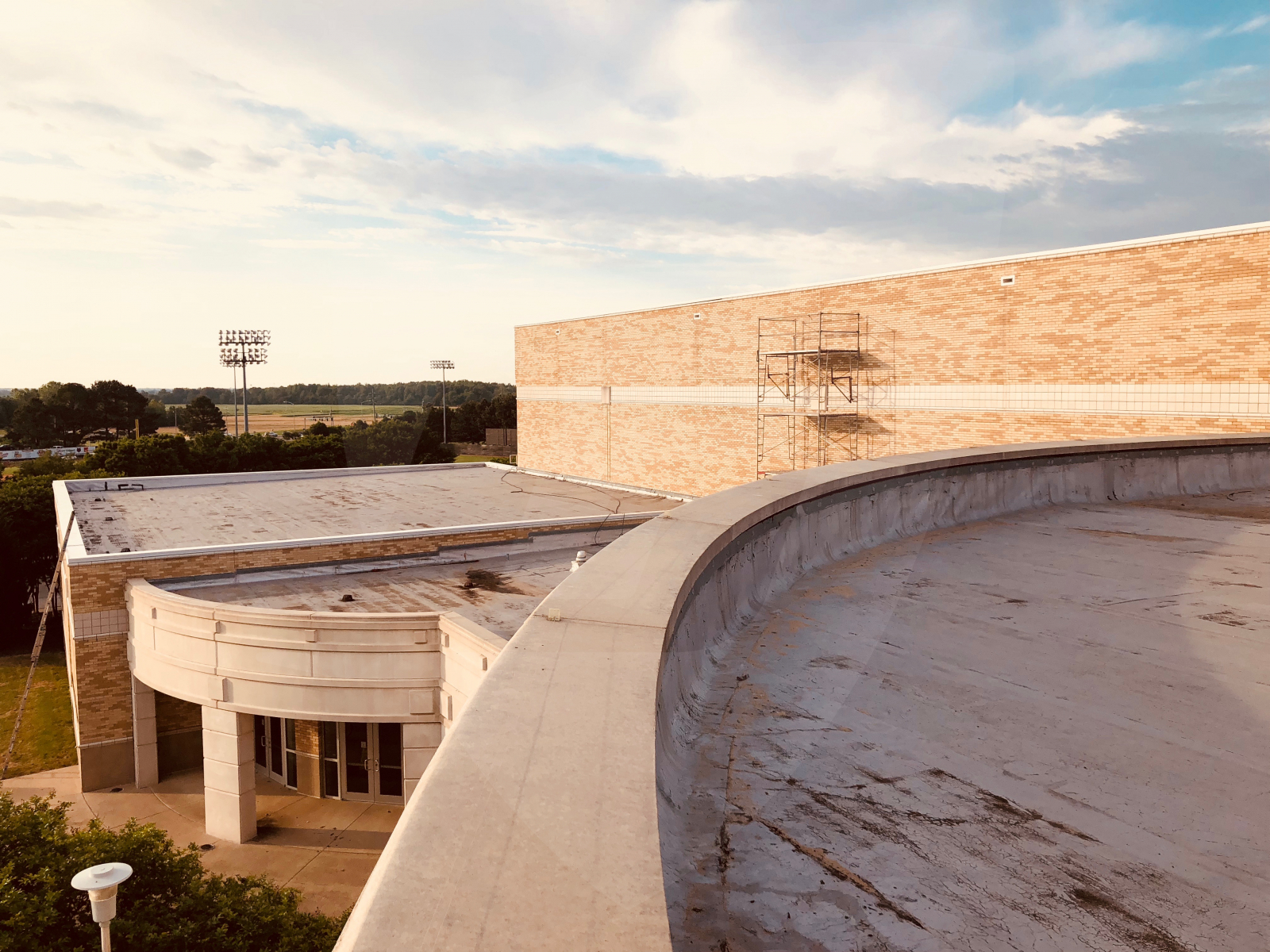 Arkansas State University Fowler Auditorium Waterproofing Project