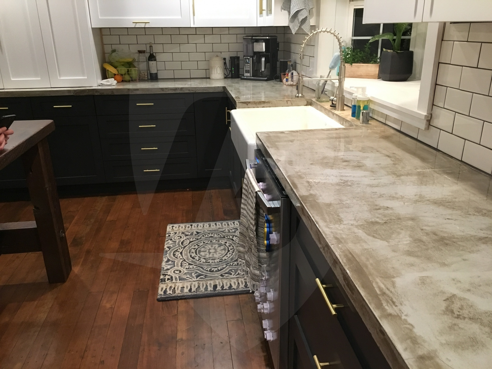 How to Protect Concrete Countertops
