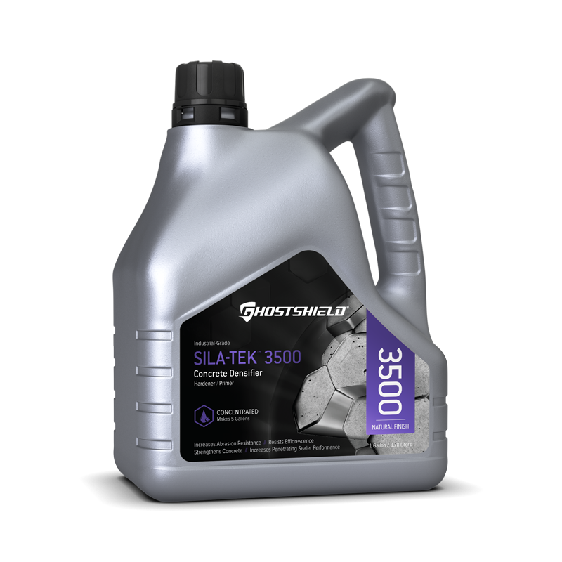 3500 Concrete Sealer Bottle Image