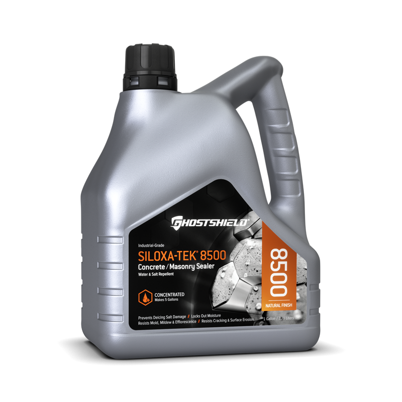 8500 Concrete Sealer Bottle Image