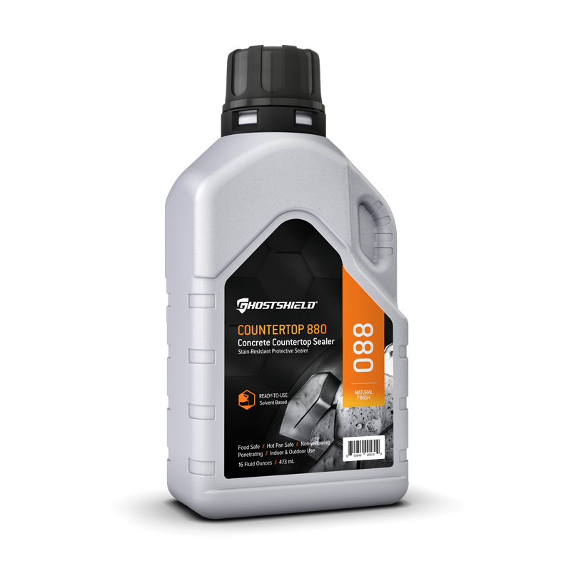 880 Concrete Sealer Bottle Image