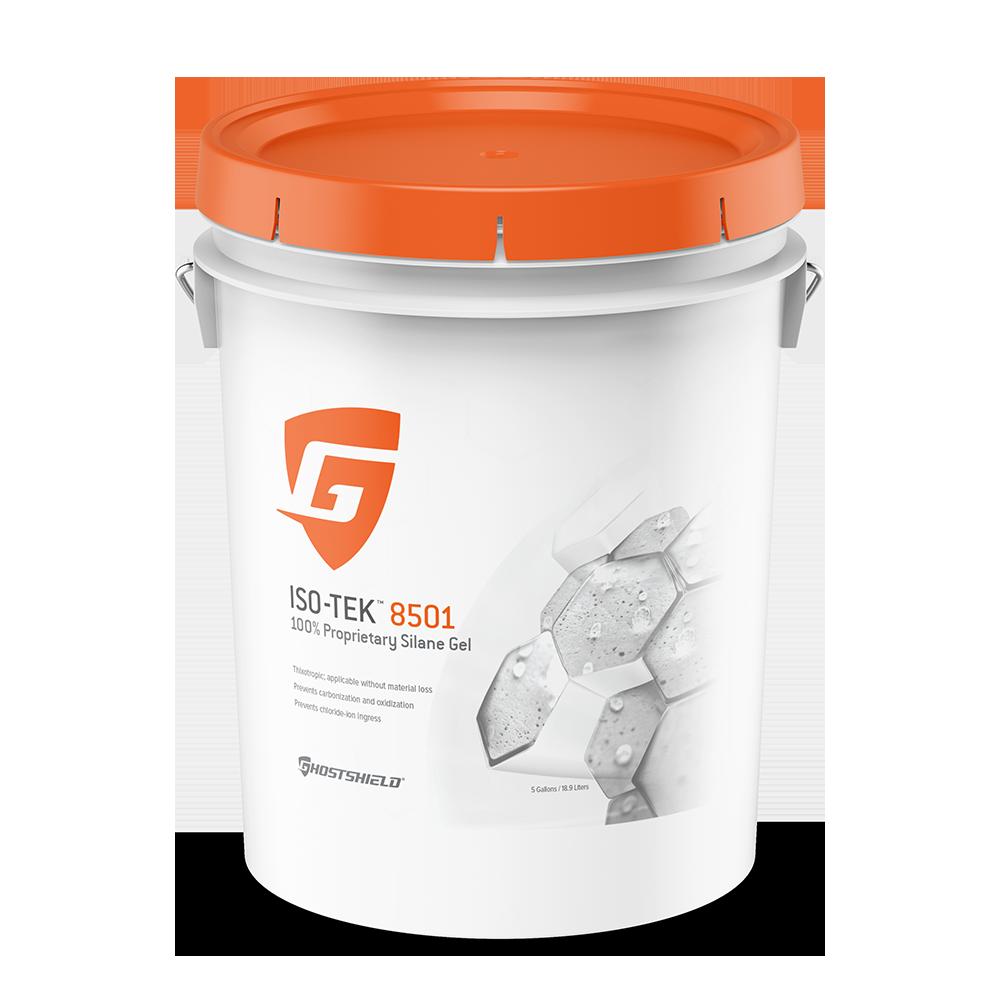 Iso-Tek 8501 Commercial Concrete Sealer // Ghostshield