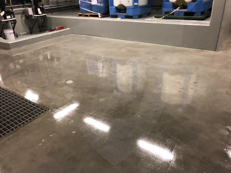 Epoxy 325 Durable Concrete Coating