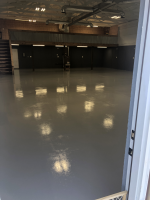 Ghostshield Concrete Sealers - Epoxy 325 & Urethane 645 Concrete Coating Customer Upload: Medium Gray