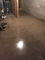 Ghostshield Concrete Sealers - Cryli-Tek 5505 Concrete Sealer Customer Upload: 5505 looks great and cleans up beautifully. Very pleased with the product.