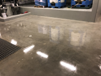 Ghostshield Concrete Sealers - Epoxy 325 & Urethane 645 Concrete Coating Customer Upload: Epoxy 325 Clear Clear and Urethane 645 Clear