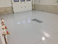 Ghostshield Concrete Sealers - Epoxy 325 Concrete Coating Customer Upload: Urethane 645 color: Medium gray