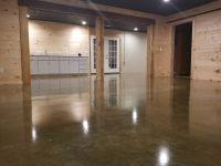 Ghostshield Concrete Sealers - Epoxy 325 Concrete Coating Customer Upload: After sealing with two coats Epoxy 325 Clear
