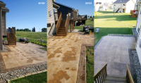 Ghostshield Concrete Sealers - Cryli-Tek 5505 Concrete Sealer Customer Upload: Before and after sealing