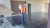 Ghostshield Concrete Sealers - Siloxa-Tek 8510 Concrete Sealer Customer Upload: 4500 was applied as a primer. 