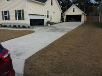 Ghostshield Concrete Sealers - Siloxa-Tek 8510 Concrete Sealer Customer Upload: Before sealing