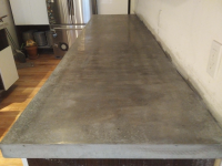 Ghostshield Concrete Sealers - Countertop 880 Concrete Coating Customer Upload