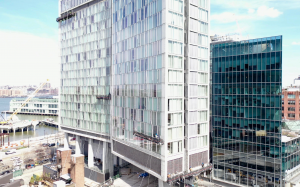 The Standard Hotel in New York City sealed with Ghostshield Iso-Tek 8501 commercial concrete sealer